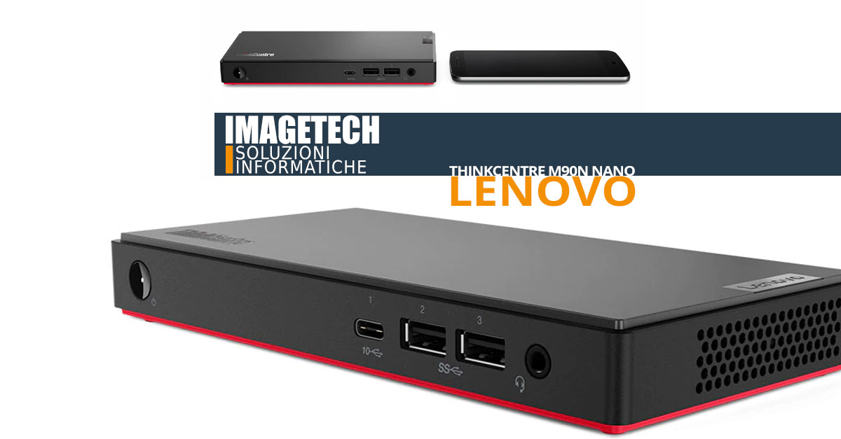 ThinkCentre M90n Nano Lenovo